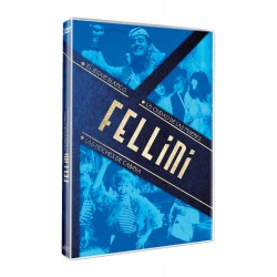 Federico Fellini (Pack) - DVD