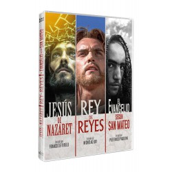 Jesucristo (Pack) - DVD