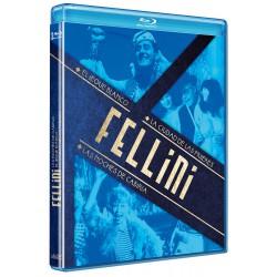 Federico Fellini (Pack) - BD