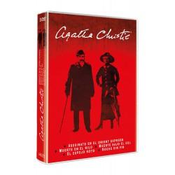 Agatha Christie (Pack) - DVD