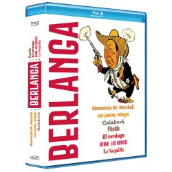 Berlanga 1921-2021 (Pack) - BD