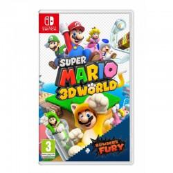 Super Mario 3D World + Bowser Fury - SWI