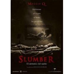 Slumber. El demonio del sueño - DVD