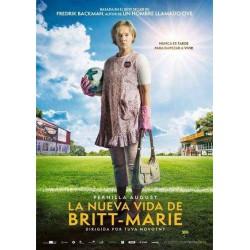 La nueva vida de Britt-Marie - DVD