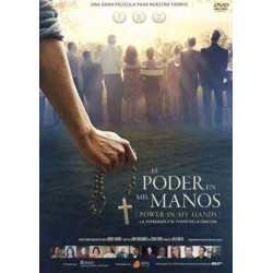 Poder en mis manos (documenta) - DVD