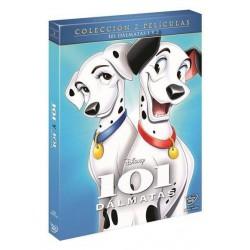 Duopack 101 Dálmatas 1+2 - DVD