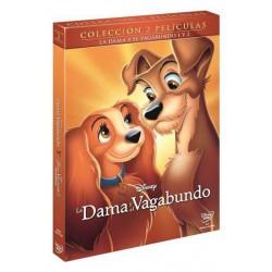 Duopack Dama y vagabundo 1+2 - DVD