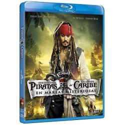 Piratas del caribe 4 - En Mareas Misteriosas - BD