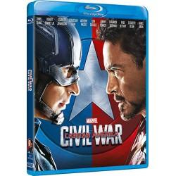 Capitan America Civil War - BD