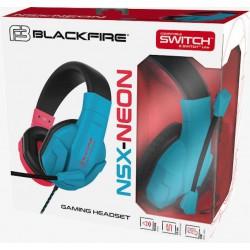 Headset Blackfire NSX-Neon SW-Lite - SWI