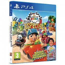 Carreras con Ryan Edición Especial - PS4