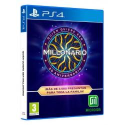 Quién quiere ser millonario - PS4