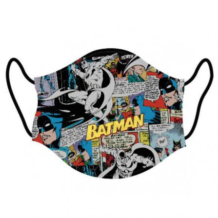 Mascarilla Batman Comic L