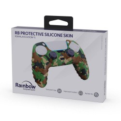 Protector mando slicona camufalje rw - PS5