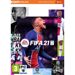 FIFA 21 Standard Edition (Code in a Box) - PC