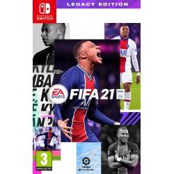 FIFA 21 Legacy Edition - SWI