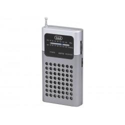 Mini Radio Portátil RA 714 B AM/FM Negro
