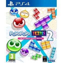 Puyo Puyo Tetris 2 - PS4