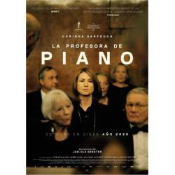 La Profesora de Piano - DVD