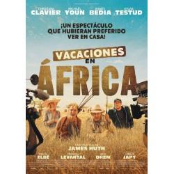 Vacaciones en Africa (rendez-vous chez les malawa) - DVD