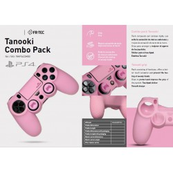 Tanooki Combo Pack - PS4