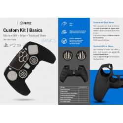 Kit Basic (Silicona+Grips+Sticker) - PS5