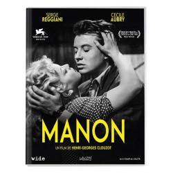 Manon - DVD