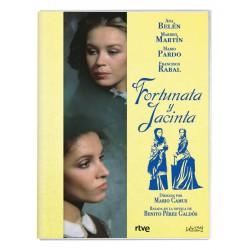 Fortunata y Jacinta - DVD