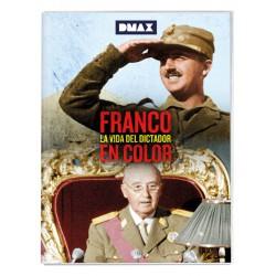 Franco. La vida del dictador en color - DVD