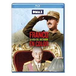 Franco. La vida del dictador en color - BD