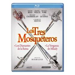 Los Tres Mosqueteros (Pack) - BD