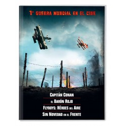 Cine Primera Guerra Mundial (Pack) - DVD