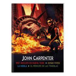 John Carpenter (Pack) - DVD