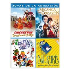 Joyas de la Animación (Pack) - DVD