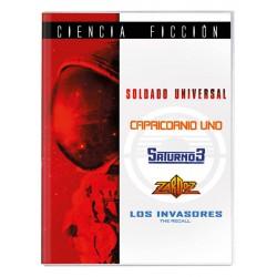 Cine Ciencia Ficción (Pack) - DVD
