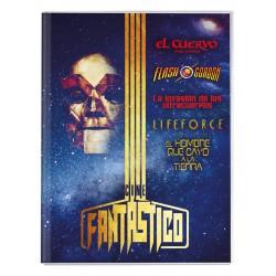 Cine Fantástico (Pack) - DVD