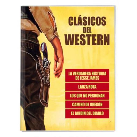 Clásicos del Western (Pack) - DVD