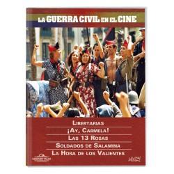 La guerra civil en el cine (Pack) - DVD