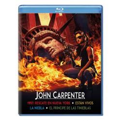 John Carpenter (Pack) - BD