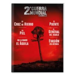 Cine Segunda Guerra Mundial (Pack) - DVD