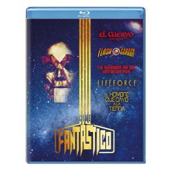 Cine Fantástico (Pack) - BD