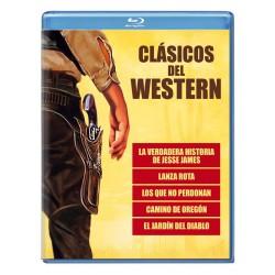 Clásicos del Western (Pack) - BD
