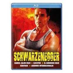 Schwarzenegger (Pack) - BD