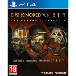 Dishonored & Prey Arkane Collection - PS4