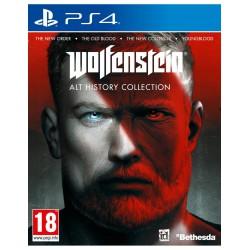 Wolfenstein Alt History Collection - PS4