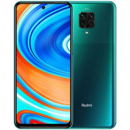 Xiaomi Note 9 Pro 6GB+64GB Verde Tropical