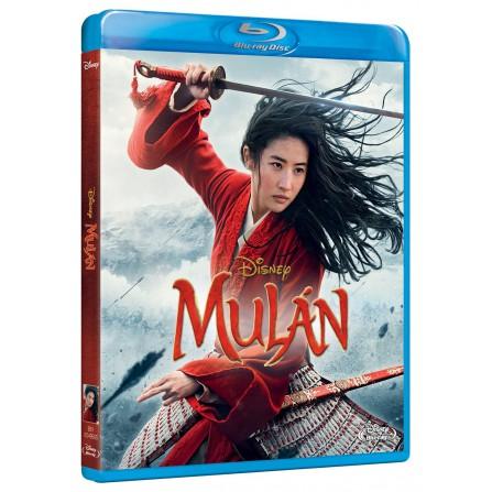 Mulan 2020 - BD