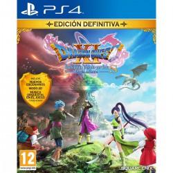 Dragon Quest XI S - Ecos de un pasado perdido Definitive Edition - PS4