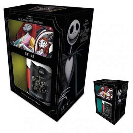 Caja regalo Jack & Sally Disney