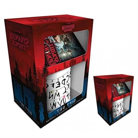 Caja regalo Iconic Stranger Things
